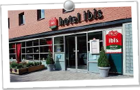 Amsterdam Accommodation - Hotel IBIS