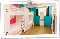 London Accommodation - Generator Hostel