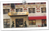 New York Accommodation - Comfort Inn Chelsea