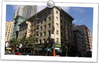 West Coast USA Accommodation - HI - San Francisco Downtown