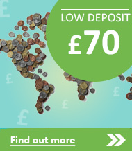 Confirm your trip with our new low deposit of only £70 Click here to read more